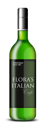 Flora's Italian Cafe - Join Us For A Glass Of White Wine!
